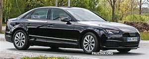 Audi A4 B9 Nachrüsten : spyshots b9 audi a4 caught without camouflage ~ Jslefanu.com Haus und Dekorationen
