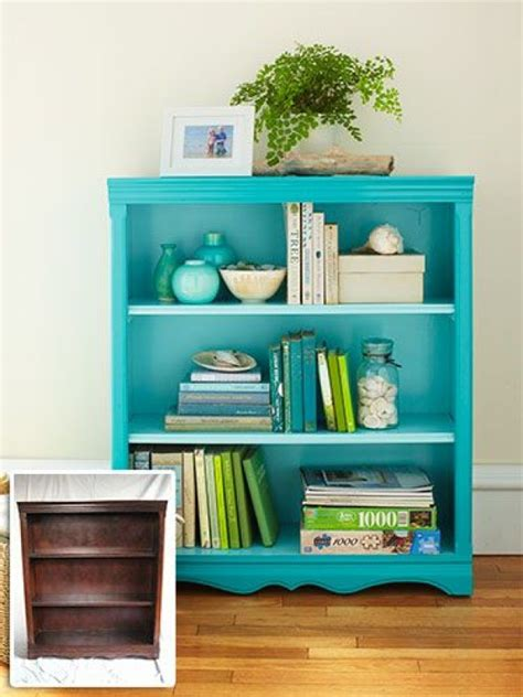furniture makeovers 20 ideas for easy bookcase makeover that you can t afford Diy