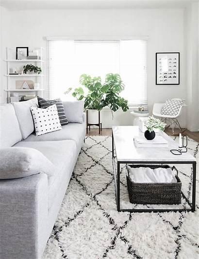 Grey Living Interior