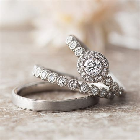 customised engagement ring venus tears singapore
