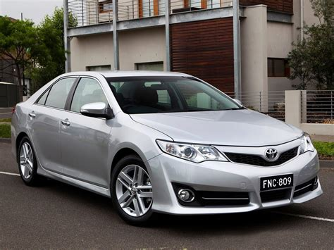 Gambar Mobil Toyota by Gambar Mobil Toyota Camry Au Version 2012