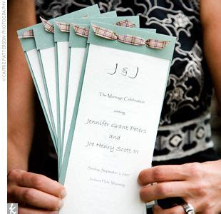 diy wedding invitations programs and templates wedding