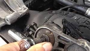 2001 Jeep Grand Cherokee 4 0 Belt Tensioner Replacement