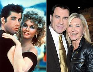John Travolta and Olivia Newton-John - Photos - 'Grease ...
