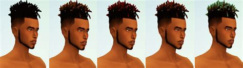 sims  male long hair hairstylegalleriescom