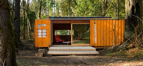 Aus Containern by Tiny Houses Wohnen Im Seecontainer Grunds 228 Tzliche