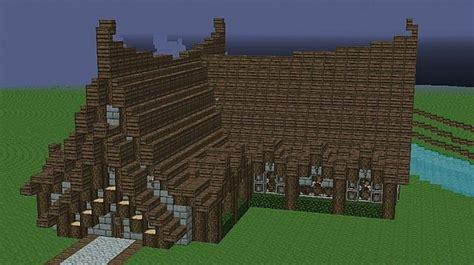 Elven Building Bundle Minecraft Project