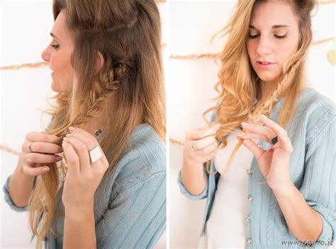 3 Quick Christmas Morning Hairstyles One O DIY