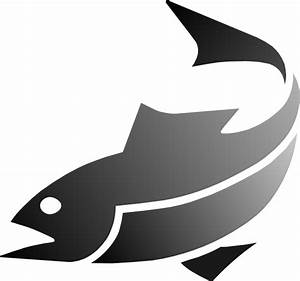 Fish Icon Clip Art at Clker.com - vector clip art online ...