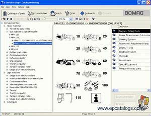 Download Bomag All Models Spare Parts Catalog 03