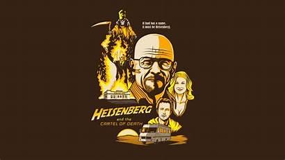 Breaking Bad Funny Minimalistic Heisenberg Wallpapers