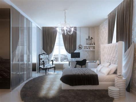 chambre d hote les angles osez le tapis rond pour un intérieur très à la mode