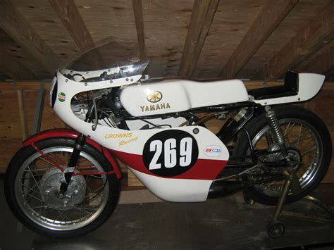 Motorcycles Ta by The Motorcycle The Stairs 1974 Yamaha Ta125 For
