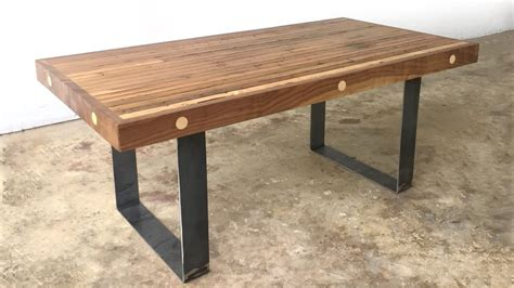 diy bowling alley coffee table modern builds ep