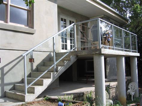 Ebenerdiges Haus by Ground Floor Home Extension And Concrete Deck In
