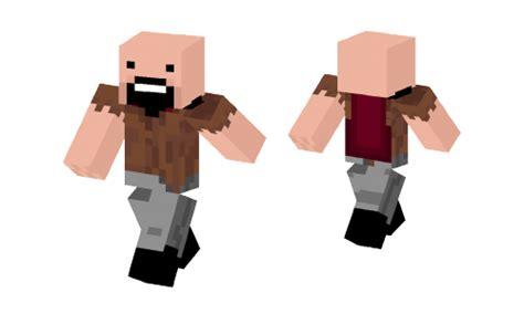 notch skin minecraft skins