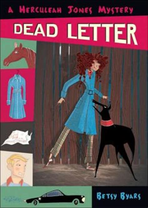 dead letter herculeah jones series  betsy byars