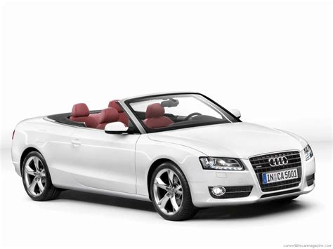 convertible cars for audi a5 cabriolet b8 buying guide