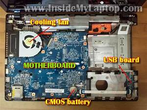 How To Disassemble Acer Aspire 5560  U2013 Inside My Laptop