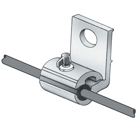 Mini Brackets And Formed Wire Tangent Supports