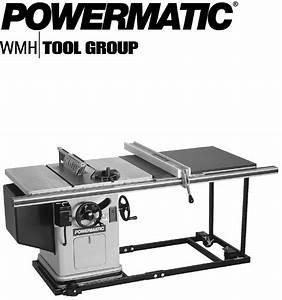 Powermatic Saw 66 User Guide