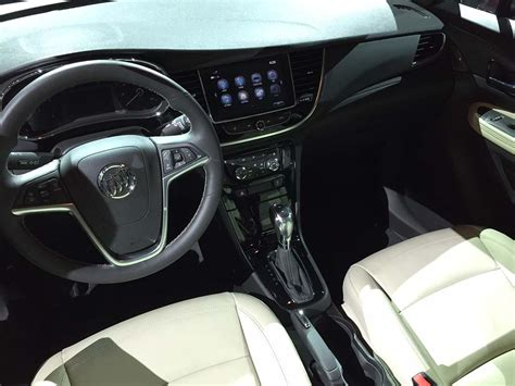 2017 buick encore interior 2017 buick encore first look tinadh com