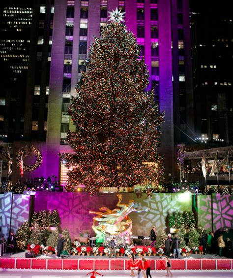 nyc tree lighting 2016 christmas in rockefeller center live stream 2016 watch
