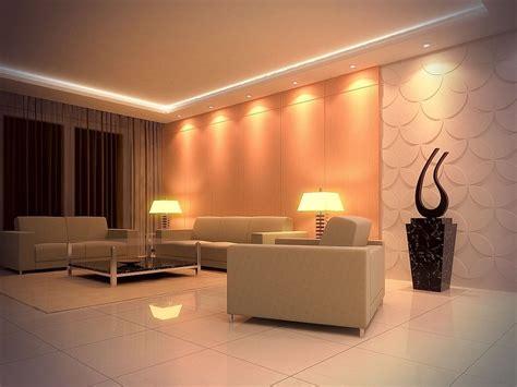 Fitas de led e acessorios. 11+ Excellent Living Room Led Lighting Design Gallery en 2020   Interiores de casa, Diseño de ...
