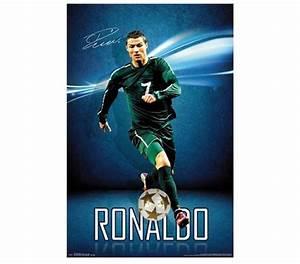 Cristiano Ronaldo Poster Supplies For Dorms College