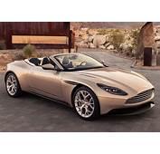 2018 Aston Martin DB11 V8 Volante  Specifications Photo
