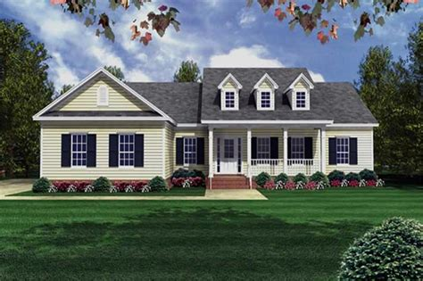 ranch house plan  bedrooms plan