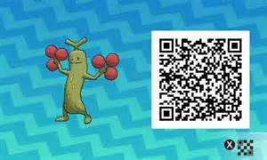 pokemon sun and moon qr codes right here