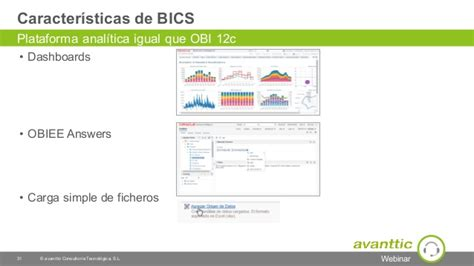 Oracle Bi Publisher Para Ebs Y Obiee Pdf Avanttic Webinar 237 Tica Transformacional Con Oracle
