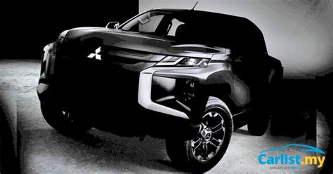 Mitsubishi Triton Backgrounds by This Is The New For The All New Mitsubishi Triton