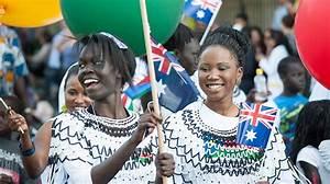 Embracing cultural diversity, rejecting racism