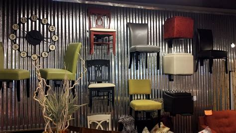Local Furniture Stores by Local Furniture Store This Display Metal Sheeting