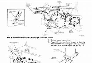 Ford F 150 Blower Motor Resistor Location