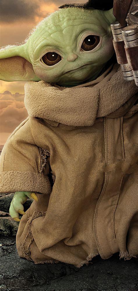 1080x2280 The Mandalorian Season 2 Baby Yoda One Plus 6