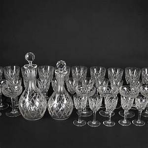 Service De Verre En Cristal : baccarat service de verres en cristal 2015070124 expertissim ~ Teatrodelosmanantiales.com Idées de Décoration