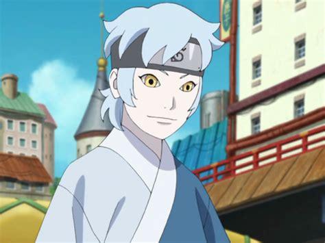 Naruto Mitsuki Parents