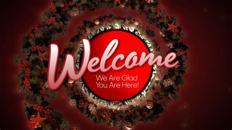 ca christmas welcome message spiral progressive church media