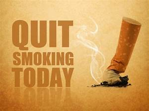 Quit Smoking Today | Pioneer Your Insurance