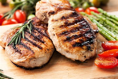 Although it was thought that pork had to be cooked to well done for safety reasons, there is now evidence that. The Best Boneless Center Cut Pork Chops - Best Recipes Ever
