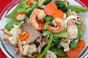 Chinese Seafood Delight