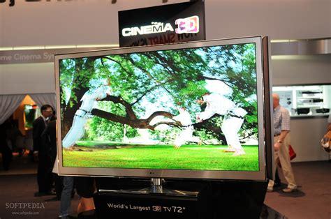 Lg Shows Off Huge 72-inch 3d Tv