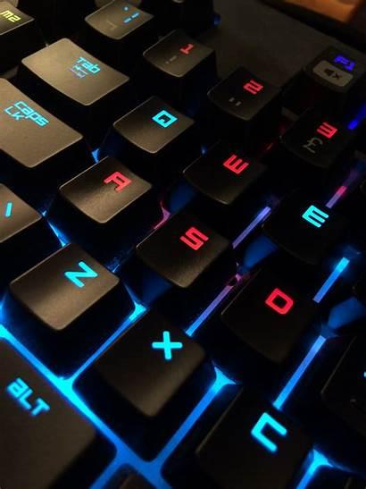 Gaming Gamer Pc Keyboard Computer Font Internet