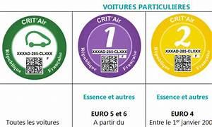 Vignette Crit Air Obligatoire Ou Pas : le prix de la vignette crit 39 air bient t en baisse ~ Maxctalentgroup.com Avis de Voitures