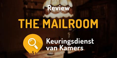 Review The Mailroom, The Great Escape Zwolle • Escape