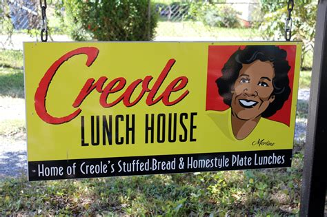 creole lunch house roadfood