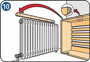 Fabriquer Un Cache Radiateur : have a lovely diy everyday diy ideas 10 pomys w na os on na grzejnik ~ Melissatoandfro.com Idées de Décoration